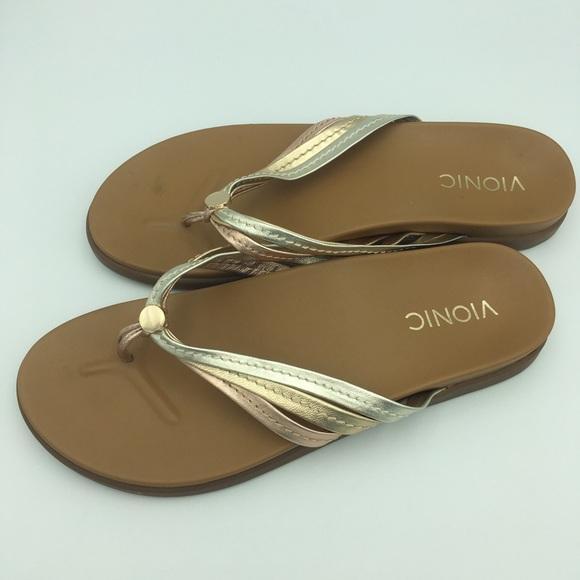 Vionic Shoes | Catalina Flip Flops 3